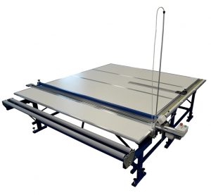 Cutting table for roller blinds UK-1 ECO Image
