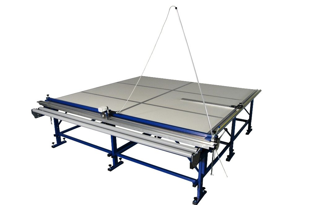 Cutting table for roller blinds UK-2 ECO Image