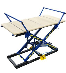 Pneumatic lifting table ST-3 / R Image