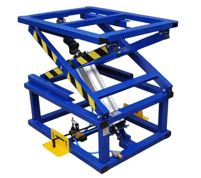 Pneumatic lifting table for upholstery ST-5 Image