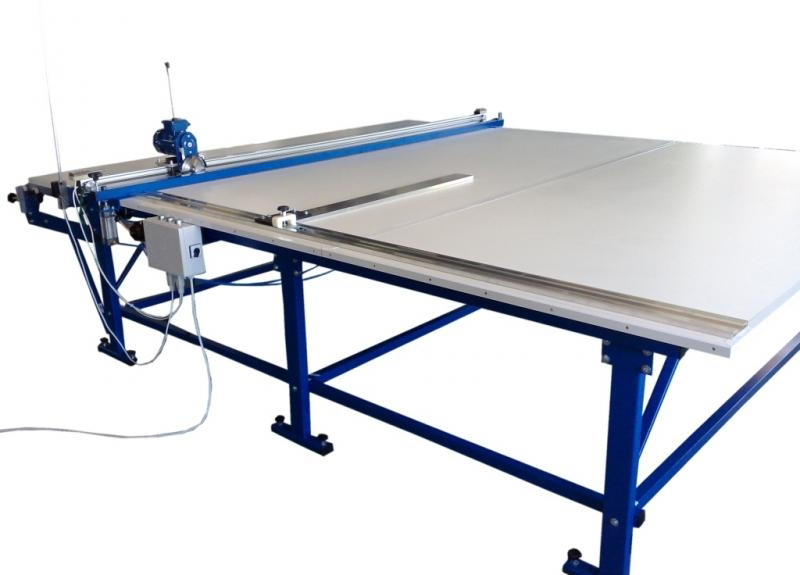 Cutting table for roller blinds UK-1 MAX Image