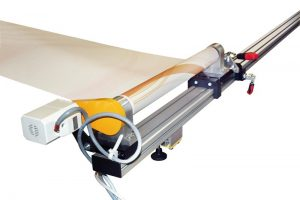 Roller blind fabric winding unit ZT-1 Image