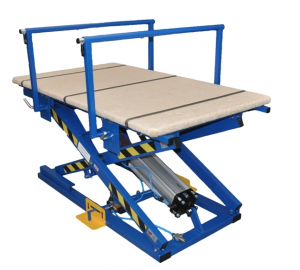 Pneumatic lifting table ST-3 / R mini Image