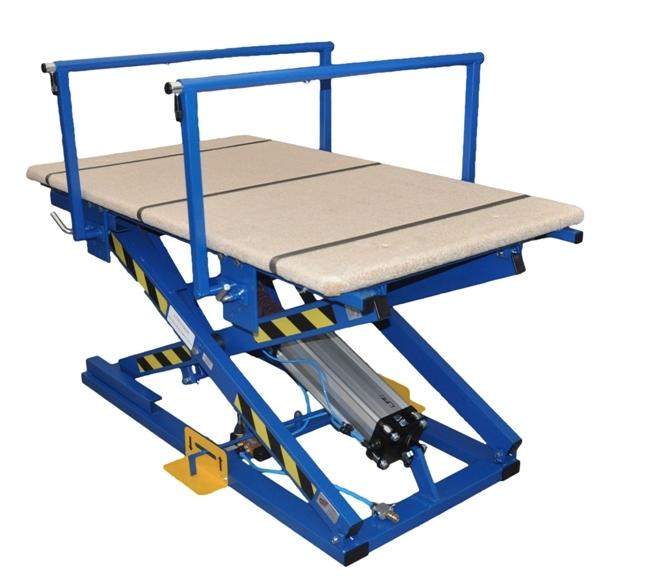 Pneumatic lifting table ST-3 / R mini Image