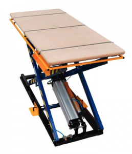 Pneumatic lifting table ST-3 / KRB Image