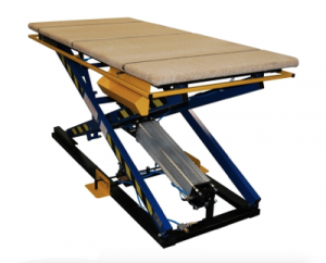 Pneumatic lifting table ST-3 / RB Image