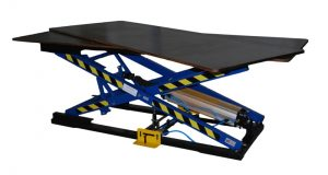 Pneumatic lifting table for upholstery ST-3 / O Image
