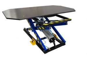 Pneumatic lifting table for upholstery ST-3 / OB Image