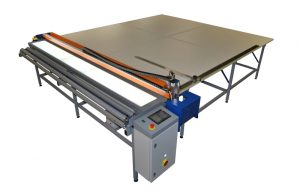 Cutting table for roller blinds US-1 (ultrasonic) Image