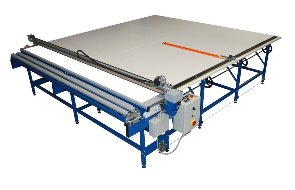 Cutting table for roller blinds UK-2 Image